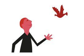 Illustration - Frihet och personlig säkerhet