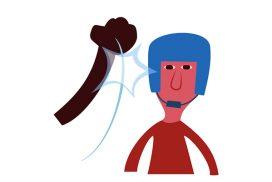 Illustration - Rätt att inte utsättas för utnyttjande, våld eller övergrepp