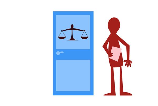 Illustration - Likhet inför lagen